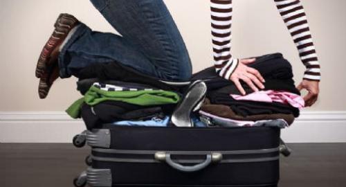 Fare la valigia non è mai stato cosí facile